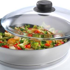 Крышки для сковородок